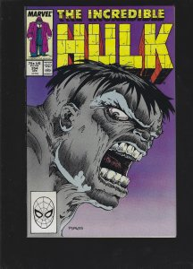 The Incredible Hulk #354 (1989)