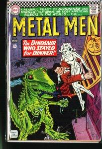 Metal Men #18 (1966)