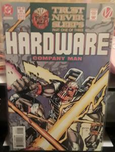 DC COMICS-HARDWARE #22-DATED:1993-GREAT COMICBOOK!!