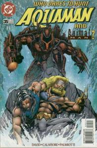 Aquaman (5th Series) #35 VF/NM; DC | save on shipping - details inside