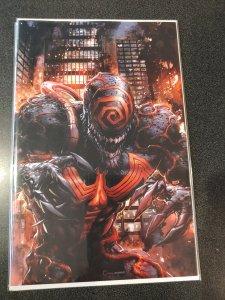 Venom Annual #1 NM/MT Crain Scorpion Cover C Fallen City Virgin Variant