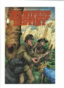 Manifest Destiny #13 NM- 9.2 Image Comics 2015 Lewis & Clark