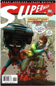 All-Star Superman #4 -Grant Morrison, Frank Quitelty - NM+