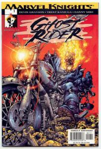 GHOST RIDER 21ST CENTURY COLLECTION 25 Different