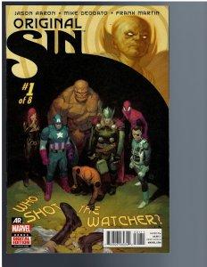 Original Sin #1 (2014)