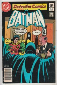 Detective Comics #517 (Aug-82) NM- High-Grade Batman