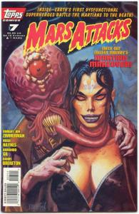 Mars Attacks (Vol. 2) #7 VF/NM; Topps | save on shipping - details inside