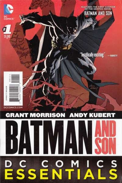 DC Essentials: Batman and Son #1, NM (Stock photo)