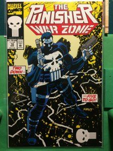 The Punisher War Zone #10