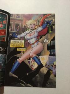 Power Girl 6 NM Near Mint