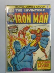 Iron Man #70 (1974 1st Series) 4.0/VG