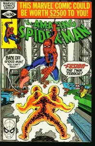 AMAZING SPIDER-MAN #208-1980-MARVEL-very fine VF