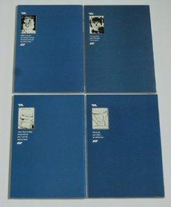 Batman The Dark Knight Returns #1-4 Complete Set NM 9.4 Frank Miller 1st Prints