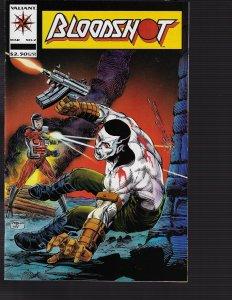 Bloodshot #2 (Valiant, 1993) NM