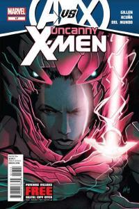 Uncanny X-Men (2012 series) #17, NM + (Stock photo)