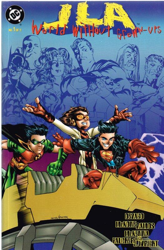 JLA: World Without Grown-Ups #1 (1998)