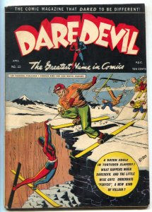 Daredevil Comics #23 1944-The Claw- Pirate Prince FN+
