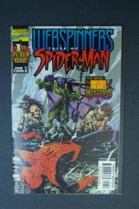 Webspinners Tales of Spider-Man #1 January 1999