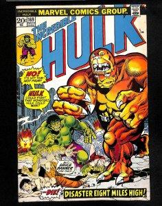 Incredible Hulk (1962) #169