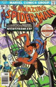 Amazing Spider-Man #161 (ungraded) stock photo