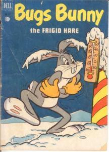 BUGS BUNNY F.C. 347 GOOD COMICS BOOK