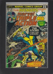 Marvel Triple Action #26 (1975)