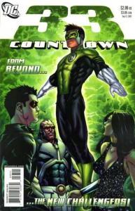 Countdown (2007 series) #33, NM (Stock photo)