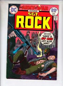 Our Army at War #267 (Apr-74) VF/NM High-Grade Easy Company, Sgt. Rock