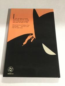 Batman Year One Nm Near Mint DC Comics HC TPB