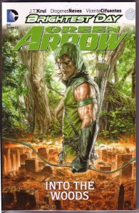 Green Arrow  (V4): Into the Woods TPB VF Krul/Neves, Brightest Day