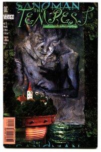 SANDMAN #75-Last issue-comic book-1996 NM-