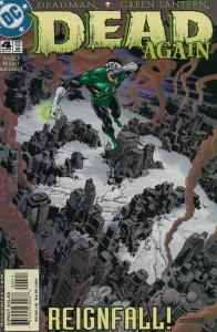 Deadman: Dead Again #4 VF; DC | save on shipping - details inside