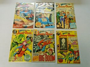Silver Age Jimmy Olsen Comic Lot 15¢ Cover #123-150 18 Diff Avg 4.0 VG (1969-72)