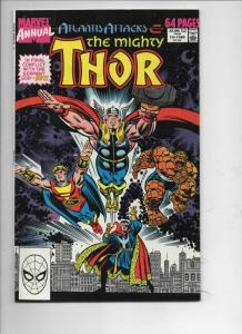 THOR #14 Annual VF/NM God of Thunder Dr Strange Ernie Chan 1966 1989