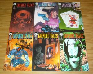 Grendel Tales: Four Devils, One Hell #1-6 VF/NM complete series - #1 is signed