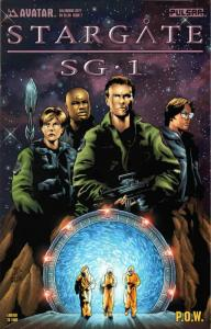 Stargate SG-1 POW #2C VF/NM; Avatar | save on shipping - details inside