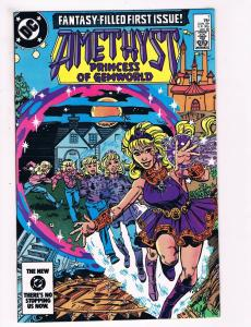 Amethyst Princess Of Gemworld # 1 NM DC Comic Book 1985 Copper Age Series S72