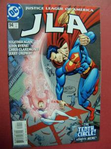 JUSTICE LEAGUE OF AMERICA  #94 VF/NM OR BETTER DC COMICS
