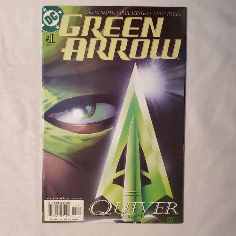 Green Arrow #1 (2001) VF/NM