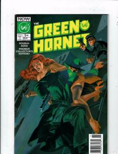 Lot of 9 The Green Hornet Now Comic Books #1(2) 2 8 9 10 11 12 13 MS18