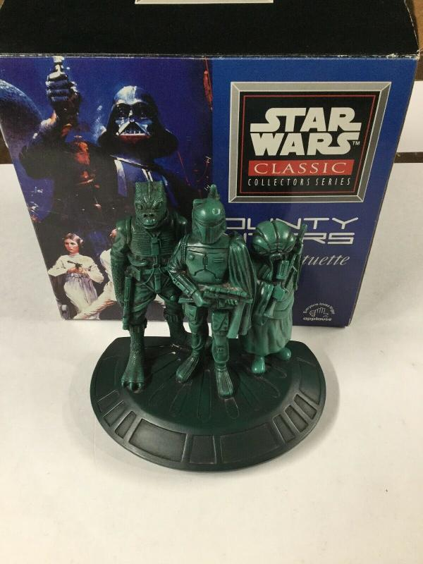 Star Wars Applause Classic Collection Series Bounty Hunters Statue # 3212 / 5000