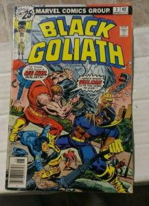 black goliath # 3  June 1976 marvel bill foster giant-man avengers antman movie