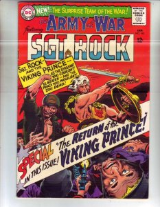 Our Army at War #162 (Jan-66) NM- High-Grade Easy Company, Sgt. Rock