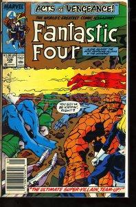 Fantastic Four #336 (1990)