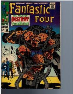 Fantastic Four #68 (1967)
