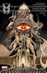 Miracleman by Gaiman And Buckingham #1A VF/NM; Marvel | we combine shipping