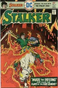 Stalker #4 FN; DC | save on shipping - details inside