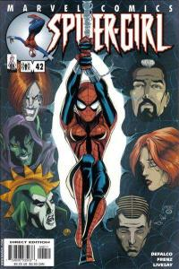 Spider-Girl (1998 series) #42, NM (Stock photo)