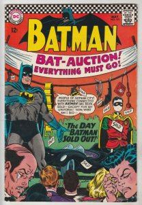 Batman #191 (May-67) VF/NM High-Grade Batman