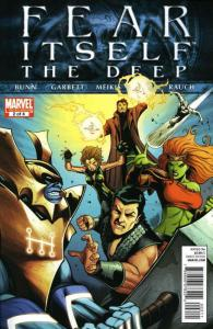 Fear Itself: The Deep #2 FN; Marvel | save on shipping - details inside
